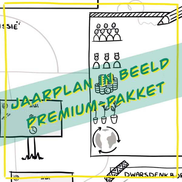 Jaarplan in Beeld Premium Pakket