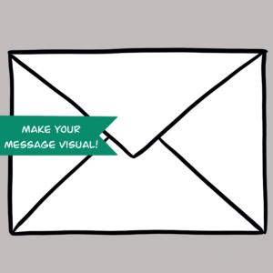 envelop kaart