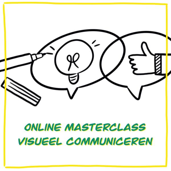 Shop Masterclass Visueel Communiceren