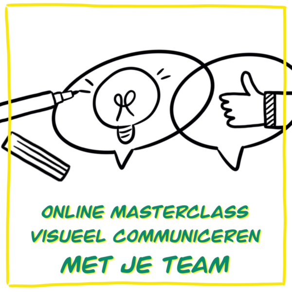 Masterclass Visueel Communiceren met je Team